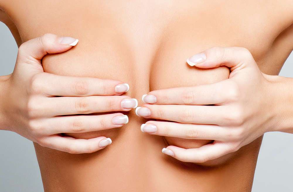Natural or athletic breast augmentation